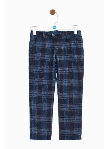 Nebbati Erkek Çocuk Desenli Pantolon Renkli